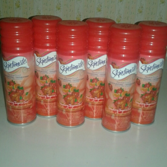 Other - Skintimate Strawberry Tangerine Twist shave gel